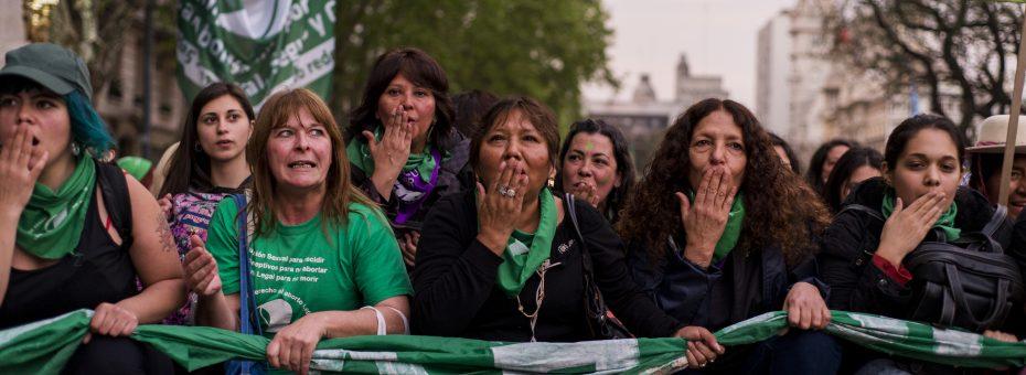 Una marea verde exigió aborto legal