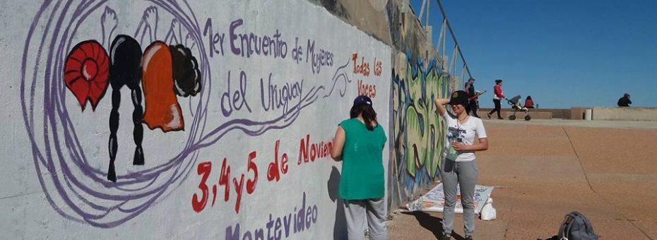 ¡Se viene el primer Encuentro Nacional de Mujeres de Uruguay!