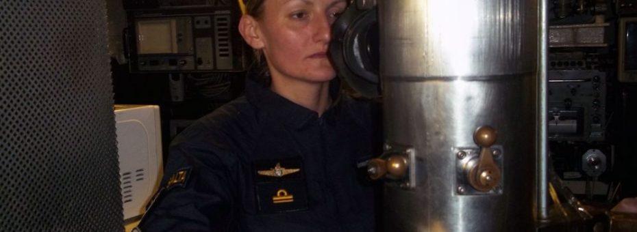 La primera submarinista de Sudamérica entre lxs 44 desaparecidxs