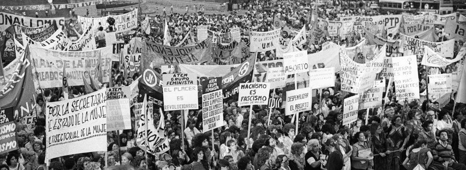Luis Vitale: entre la trama política de las izquierdas y los cuerpos de las mujeres
