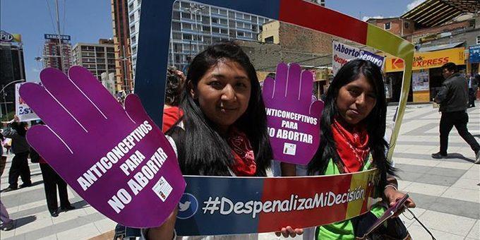 El Senado boliviano aprobó 8 causales para el aborto legal