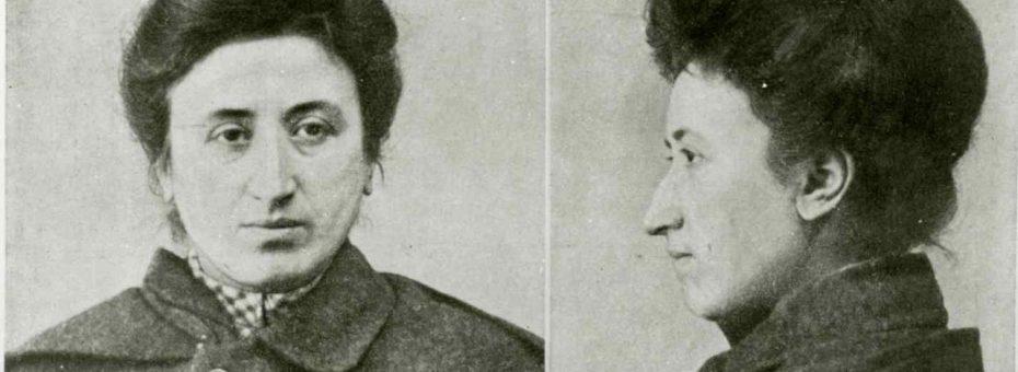 Rosa Luxemburgo: la espontaneidad revolucionaria