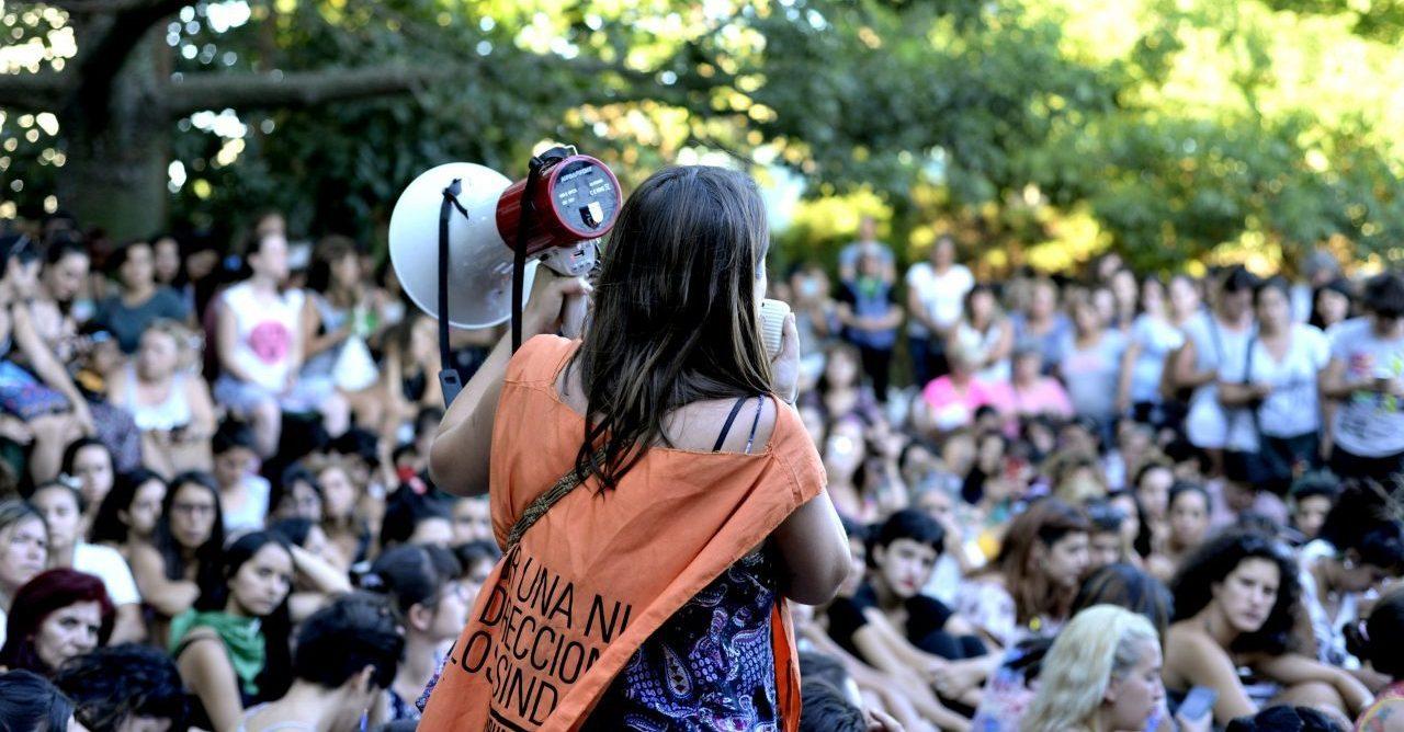La democracia feminista