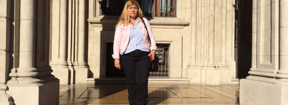 La primera mujer sindicalista rural que hace temblar Misiones