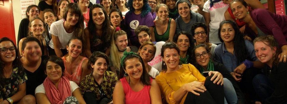 Las locas de la azotea: encuentro de radialistas feministas