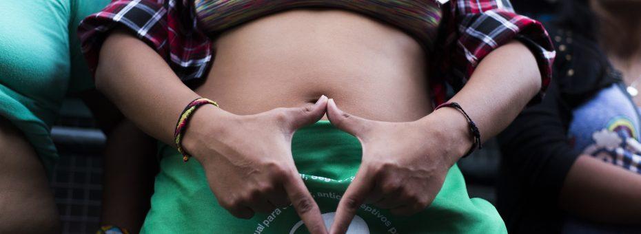 Por primera vez el Congreso escuchó a las feministas sobre aborto legal