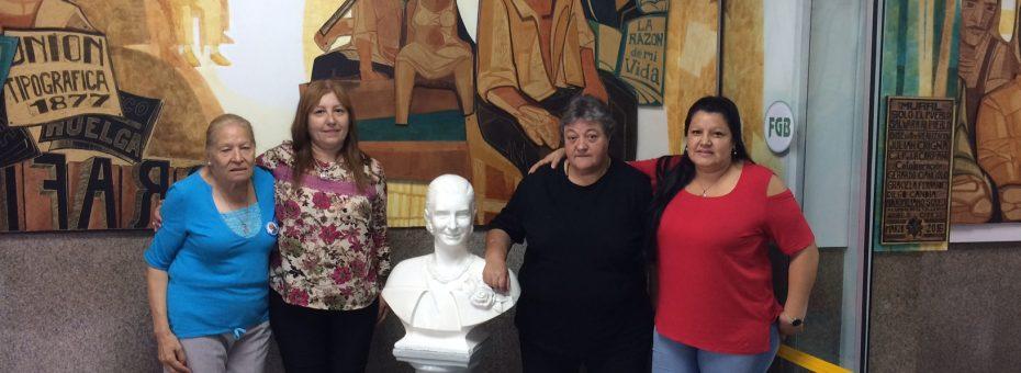 """""""Ongaro fue pionero en aliarse a las mujeres en el sindicalismo"""""""