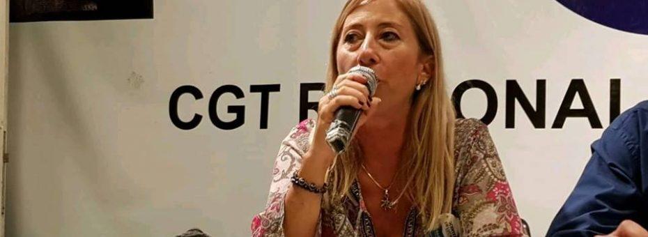 Mar del Plata: CGT unificada y con una mujer al frente