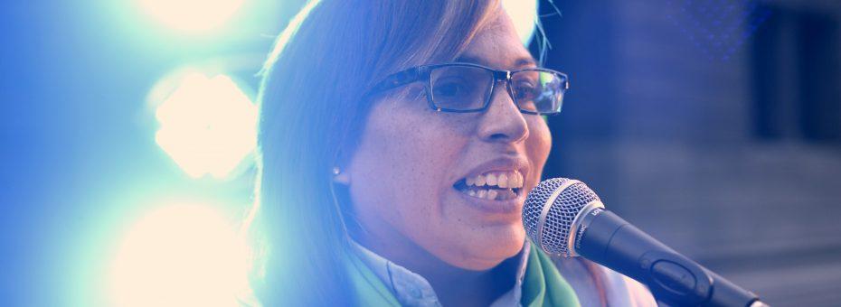 """#AbortoLegalYa: """"Como militantes del Evangelio defendemos el derecho al aborto legal"""""""