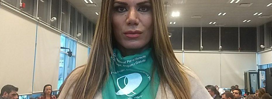 """#AbortoLegalYa: """"El femicida de mi madre fue el Estado"""""""
