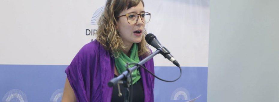 """#AbortoLegalYa: """"Nunca las muertas por aborto clandestino pudieron atravesar los claustros de la Universidad de Buenos Aires"""""""