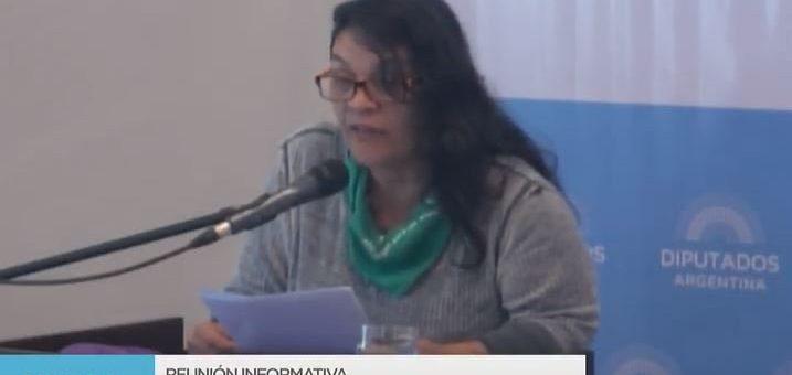 """#AbortoLegalYa: """"La clandestinidad es violencia"""""""