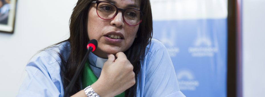 Pastora feminista, marxista y abortera ¡Mi dios!