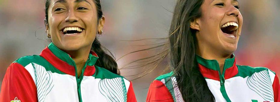 #MundiadlDDHH: Juntas en la cancha y en la vida, pero en otro país