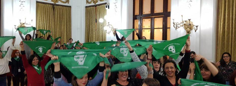 Chile: presentarán proyecto para la despenalización legal del aborto