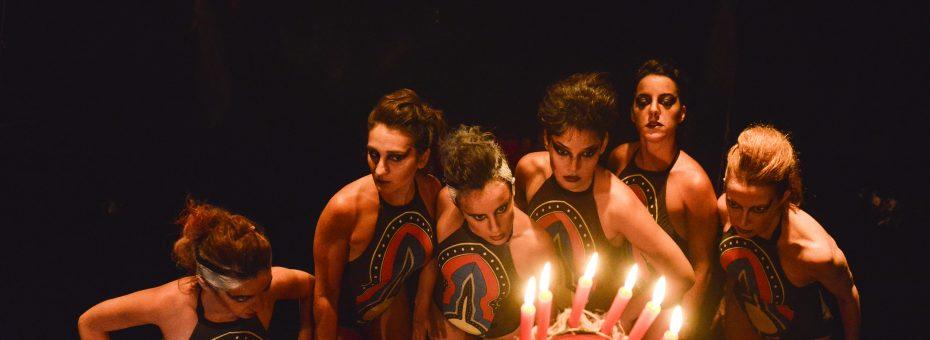 Leyenda y brujerías africanas en una obra de danza teatro