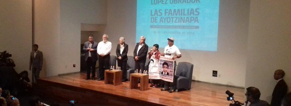 Ayotzinapa: cuatro años sin verdad, ni Justicia