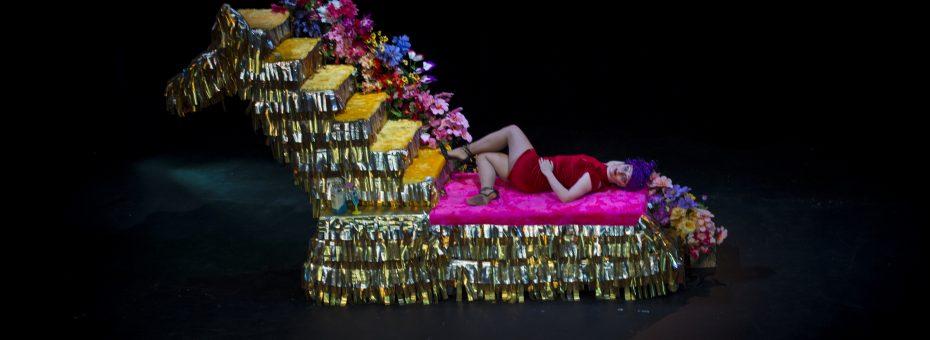 Juicio a una Zorra: Helena de Troya en el teatro
