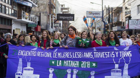 XXI Encuentro Regional de Mujeres, Lesbianas, Travestis y Trans en La Matanza