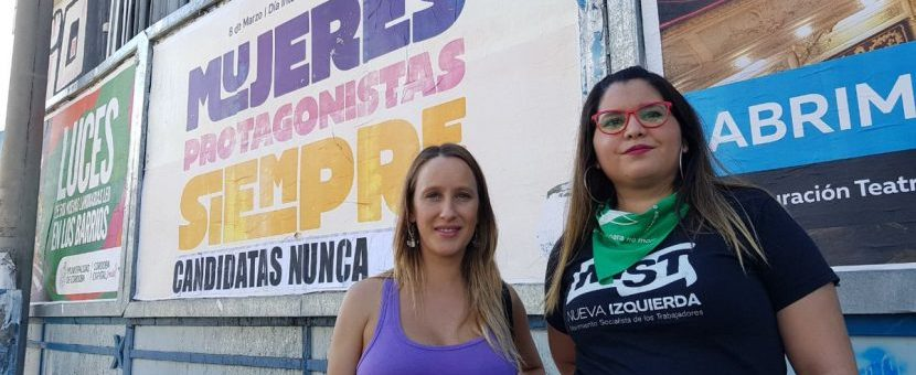 """Córdoba: la justicia electoral rechazó la lista del MST-Nueva Izquierda por """"exceso de mujeres"""""""