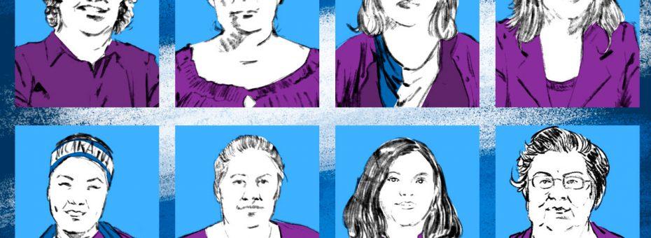 Nicaragua: 8 mujeres en resistencia ante la dictadura de Ortega