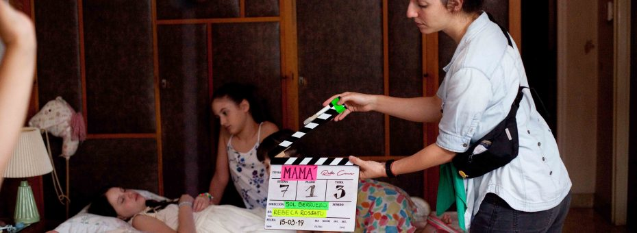 Una película cien por ciento hecha por mujeres