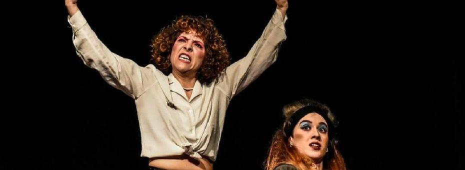 """Laura Avelluto: """"Hay que seguir haciendo teatro para no morir"""""""