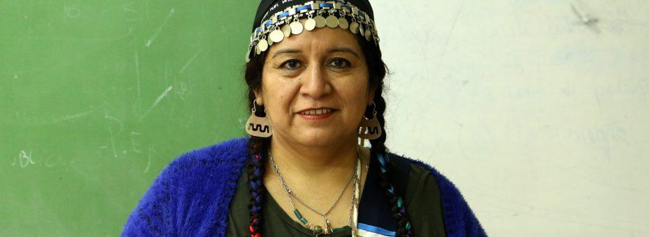 """Juana Antieco: """"Entraron a la comunidad y ya sabemos como opera la policía"""""""