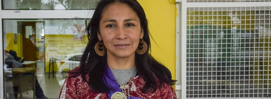 Evis Millán: la fuerza de las mujeres indígenas para defender los territorios es antipatriarcal
