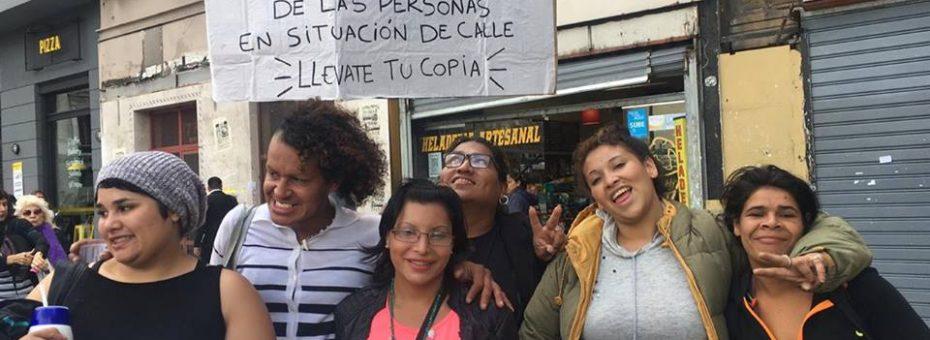 7251 personas viven en la calle en Buenos Aires, no 1146 como dice Cambiemos