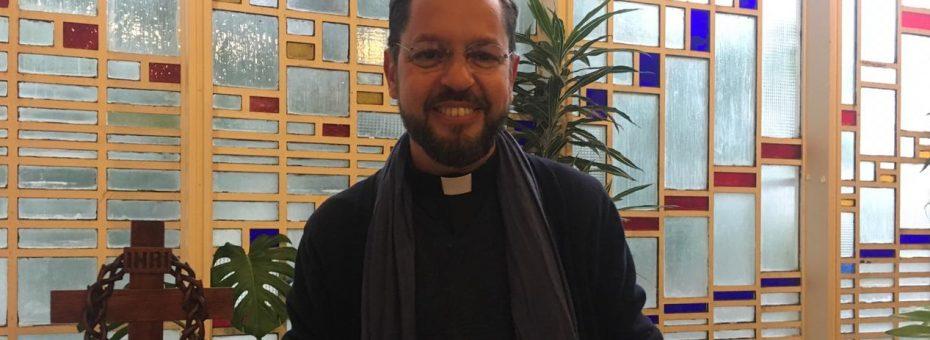 """""""Soy Sergio, soy gay y soy pastor evangélico"""""""