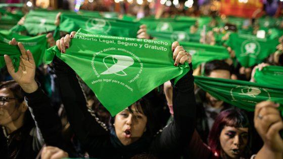#28S: los pañuelos en alto, la lucha feminista sigue en las calles