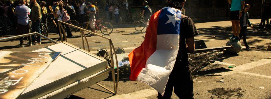 #ChileDespertó: No estamos en guerra