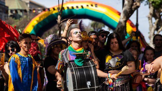 XXVIII Marcha del Orgullo en la ciudad de Buenos Aires