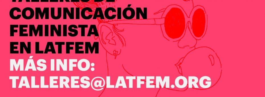 💜⚡️ ¡En noviembre llegan los talleres a la redacción abierta de LATFEM! 💻💚