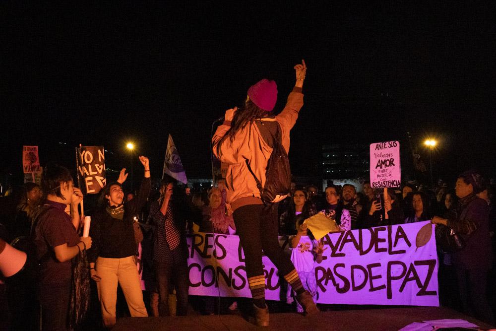 #25N: sin las feministas no hay paro en Colombia