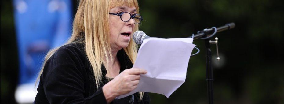 María Moreno: una lectura política de la bolsa