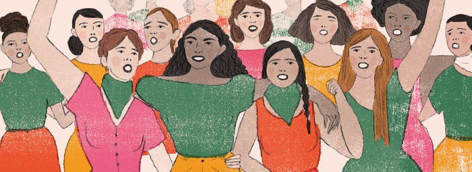 """""""Las mujeres que luchan se encuentran"""": una guía sobre feminismo latinoamericano"""