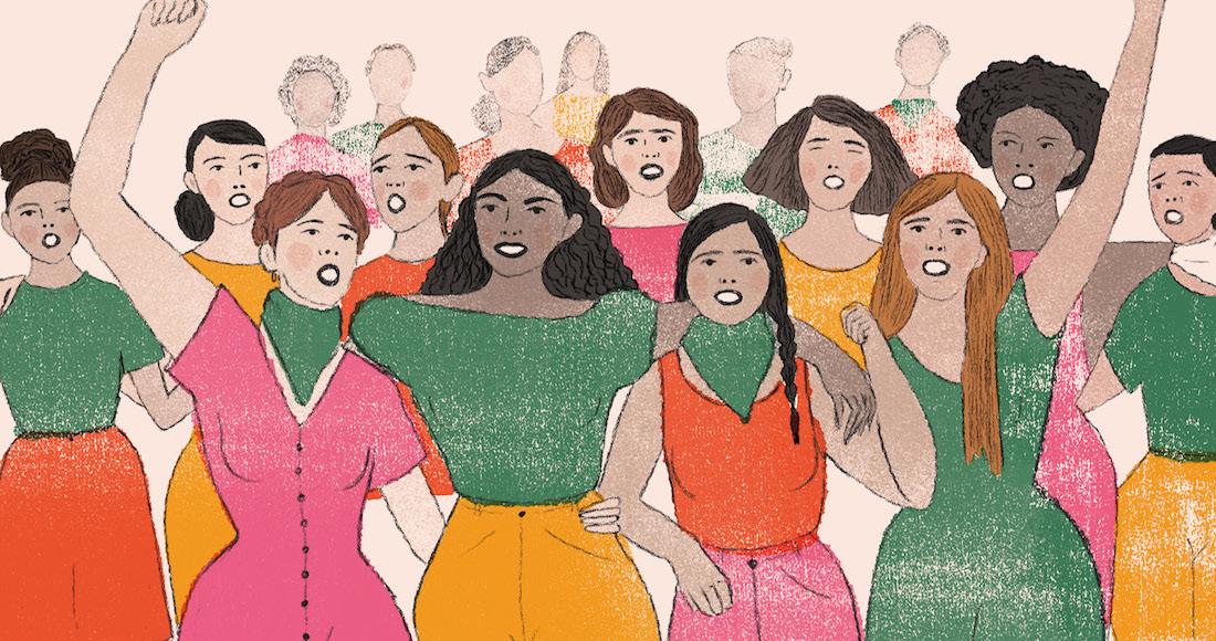 """Las mujeres que luchan se encuentran"""": una guía sobre feminismo  latinoamericano - LatFem"""