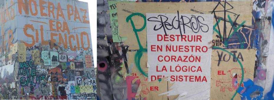 El derecho a florecer: Argentina, Chile, sus calles y revueltas corporales