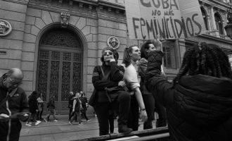 Pandemia: cubanas sin ley de protección durante el aislamiento