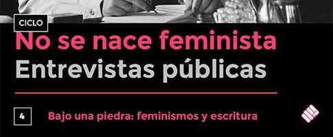 ¿Existe la literatura feminista?