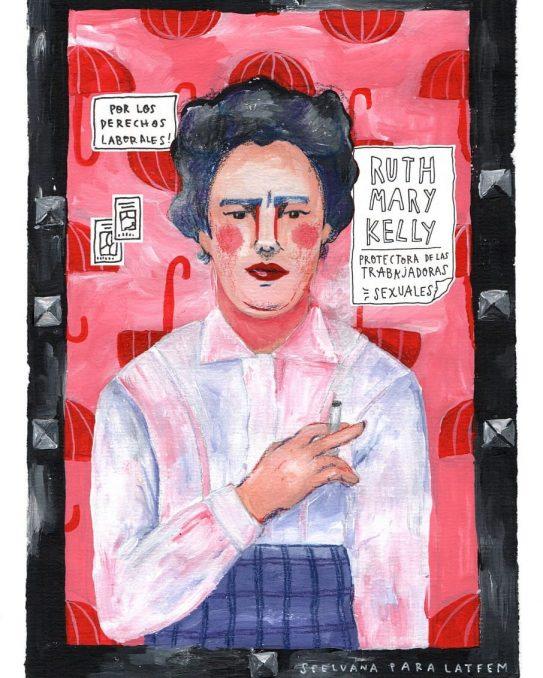 Ruth Mary Kelly