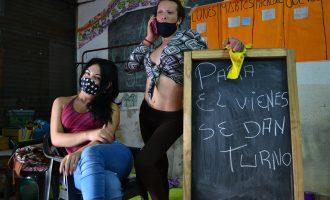 Organización mata indiferencia. La experiencia travesti, trans y no binaria en pandemia