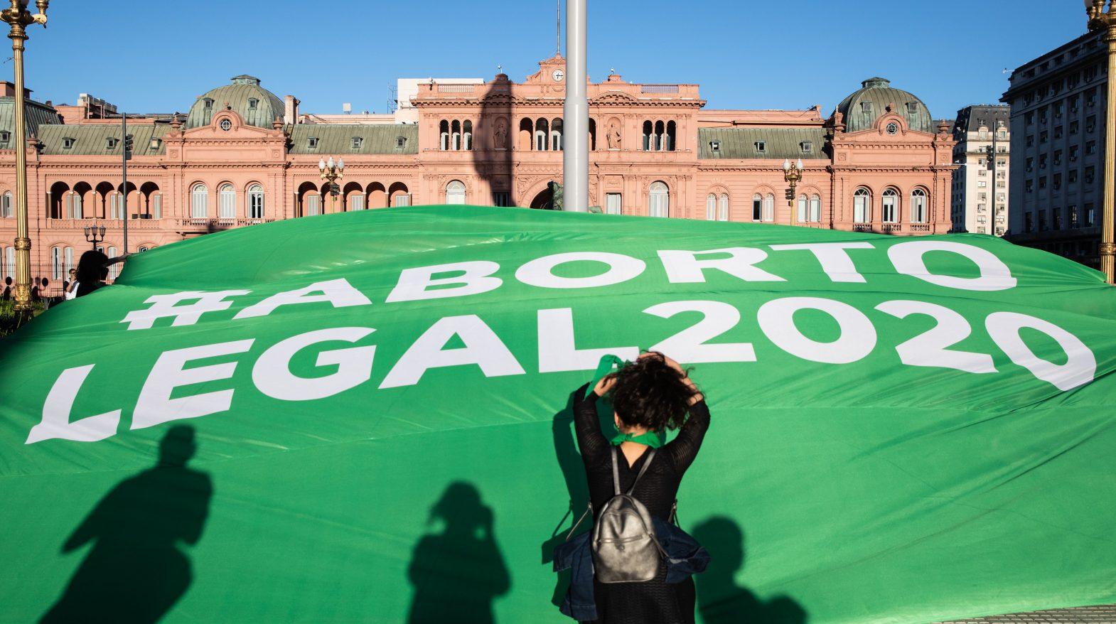 #AbortoLegal2020: es urgente
