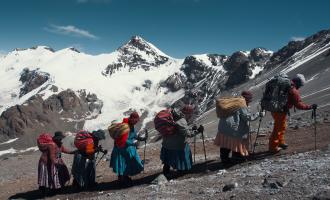 """Cholitas escaladoras: """"Jamás nos hemos sacado las polleras"""""""