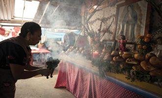 Día de Muertos: una tradición ancestral sostenida por abuelas, madres e hijas