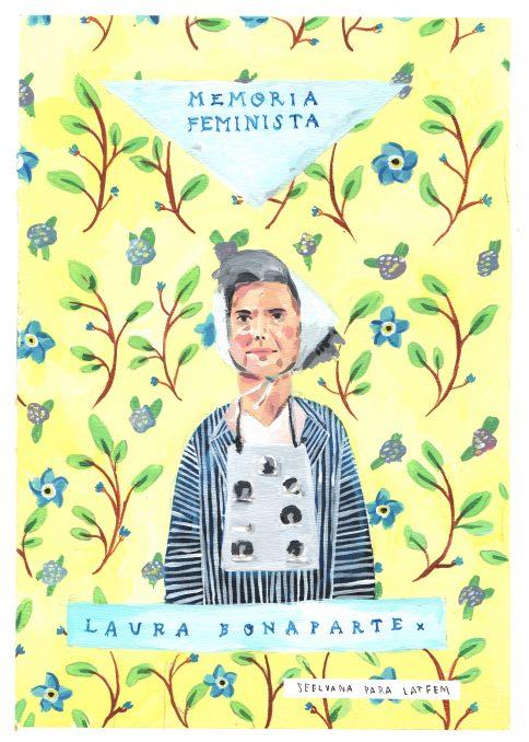 Laura Bonaparte: madre de la Plaza y feminista