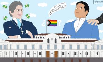 Ecuador: ¿Cómo están los derechos LGBTI en las propuestas de gobierno de Arauz y Lasso?