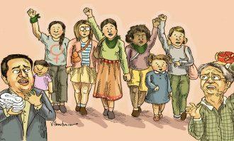 Ecuador: ¿Cómo están los derechos de las mujeres y la agenda feminista en las propuestas de Lasso y Arauz?
